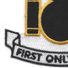101st Ordnance Bn Patch   Lower Left Quadrant