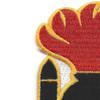 101st Ordnance Bn Patch | Upper Left Quadrant
