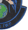 101st Information Warfare Flight Patch Hook And Loop | Lower Right Quadrant