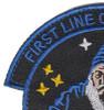 101st Information Warfare Flight Patch Hook And Loop | Upper Left Quadrant