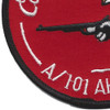 101st Aviation Assalt Helicopter Battalion Patch | Lower Left Quadrant