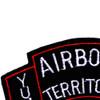 101st Airborne Infantry Division Yuma Arizona Territorial Chapter Patch | Upper Left Quadrant