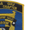 101st Airborne Infantry Division Association Patch Florida Gulf Coast Chapter | Upper Right Quadrant