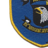 101st Airborne Infantry Division Association Patch Florida Gulf Coast Chapter | Lower Left Quadrant