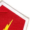5th Infantry Regimental Combat Team Patch | Upper Right Quadrant