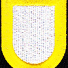 101st Airborne Infantry Division Air Assault Patch Flash | Center Detail
