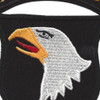 101st Airborne Division Screaming Eagles Patch | Center Detail