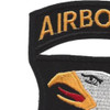 101st Airborne Division Screaming Eagles Patch | Upper Left Quadrant