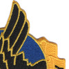 101st Airborne Division Patch Screaming Eagles Crest | Upper Right Quadrant