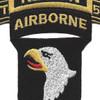 101st Airborne Division 506th Airborne Infantry Regiment 1st Battalion Recon Patch | Center Detail