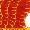 101st Airborne Artillery Division Patch | Center Detail
