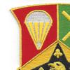 101 Airborne Division Sustainment Brigade Patch | Upper Left Quadrant