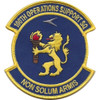 100th Operations Support Squadron Patch