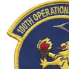 100th Operations Support Squadron Patch | Upper Left Quadrant