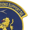 100th Operations Support Squadron Patch | Upper Right Quadrant