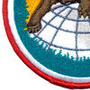 100th Fighter Squadron Patch | Lower Left Quadrant