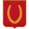 100th Field Artillery Regiment Patch