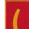 100th Field Artillery Regiment Patch | Upper Left Quadrant