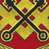 100th Anti Aircraft Field Artillery Battalion Patch | Center Detail