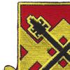 100th Anti Aircraft Field Artillery Battalion Patch | Upper Left Quadrant