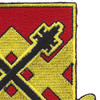 100th Anti Aircraft Field Artillery Battalion Patch | Upper Right Quadrant
