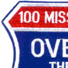 100 Missions Over The Mosul Patch | Upper Left Quadrant