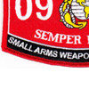 0932 Small Arms Weapons Instructor MOS Patch | Lower Left Quadrant