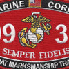 0931 Combat Marksmanship Trainer Patch | Center Detail