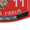 0911 Drill Instructor MOS Patch | Lower Right Quadrant