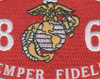 0861 Fire Support Man MOS Patch
