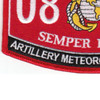 0847 Artillery Meteorological Man MOS Patch | Lower Left Quadrant