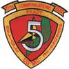 5th Communications Battalion Vietnam Patch