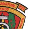 5th Communications Battalion Vietnam Patch | Upper Right Quadrant