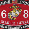0689 MOS Cyber Security Chief Patch | Center Detail