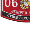 0689 MOS Cyber Security Chief Patch | Lower Left Quadrant