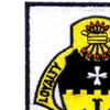 5th Cavalry Regiment Patch - Black Knights | Upper Left Quadrant