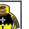 5th Cavalry Regiment Patch - Black Knights | Upper Right Quadrant
