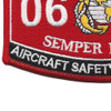 0662 Aircraft Safety Equipment MOS Patchment Tech | Lower Left Quadrant