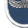 11th Special Forces Group Flash With Senior Jump Wings Patch | Lower Left Quadrant