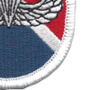 11th Special Forces Group Flash With Senior Jump Wings Patch | Lower Right Quadrant