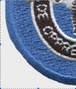 11th Special Forces Group Flash Patch With Crest - Bottom Left