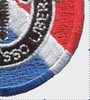 11th Special Forces Group Flash Patch With Crest - Bottom Right