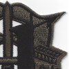 11th Special Forces Group Crest OD Green Patch   Upper Right Quadrant