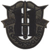 11th Special Forces Group Crest OD Green Patch