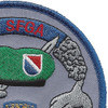 11th Special Forces Group Alpha Patch | Upper Right Quadrant