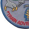 11th Special Forces Group Alpha Patch | Lower Left Quadrant