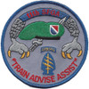 11th Special Forces Group Alpha Patch