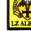 5th Cavalry Regiment Patch Lz-X-Ray Lz-Albany Vietnam   Lower Left Quadrant