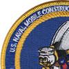 11th Mobile Construction Battalion Second Version Patch | Upper Left Quadrant