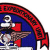 11th Marine Expeditionary Unit Patch | Upper Right Quadrant
